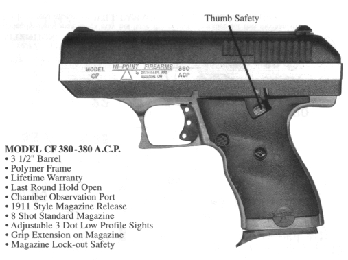 The Hi-Point 380 Compared | Hi-Point Firearms Forum - The