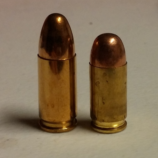 Can you shoot 380 ammunition in a gun chambered for 9mm