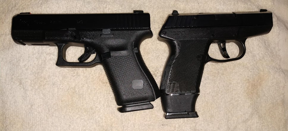 G19 and P11 with 15 round mag.jpg