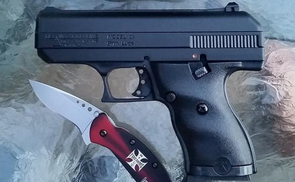 The Hi Point Kershaw knife combo | Hi-Point Firearms Forum