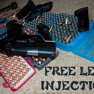 Free Lead Injections